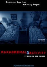 Паранормална активност 3