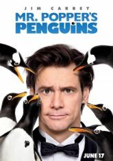Пингвините на Мистър Попър